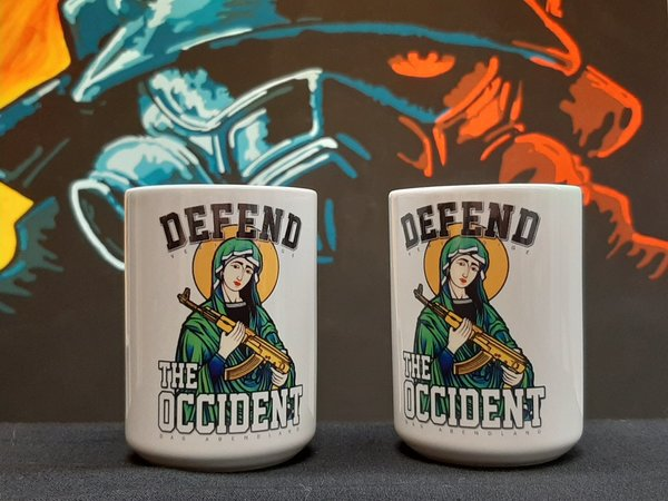 "Tasse ""Defend"""